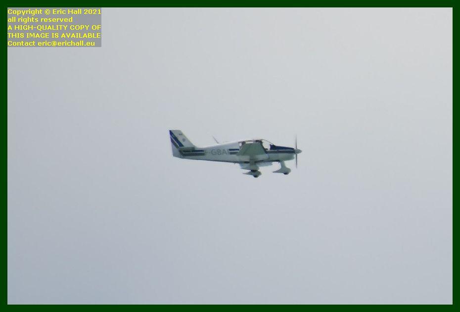 f-gbai ROBIN DR 400-140B baie de Granville Manche Normandy France Eric Hall