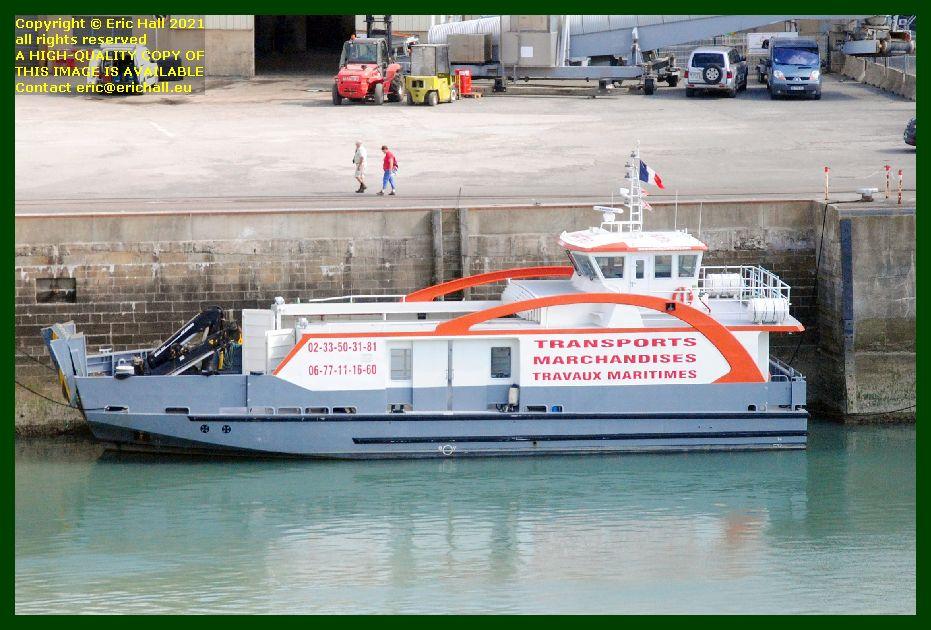 chausiaise port de Granville harbour Manche Normandy France Eric Hall photo September 2021