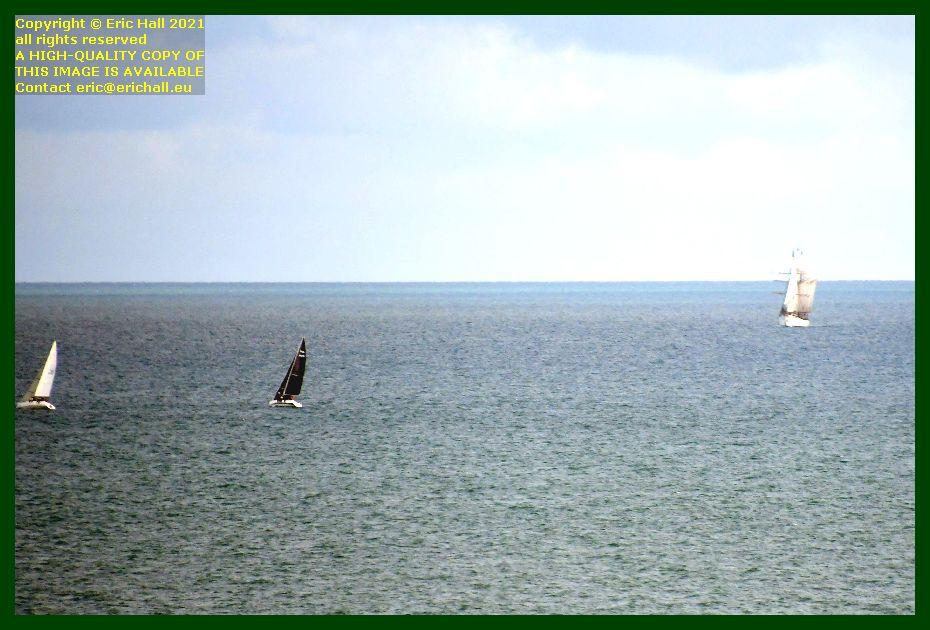 marité baie de Granville Manche Normandy France Eric Hall photo September 2021