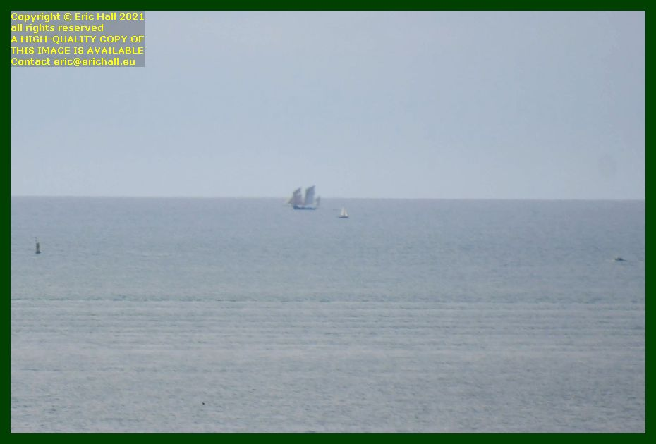 la cancalaise english channel Granville Manche Normandy France Eric Hall photo September 2021