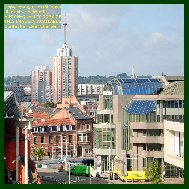 buildings diestsevest Leuven Belgium photo Eric Hall September 2021