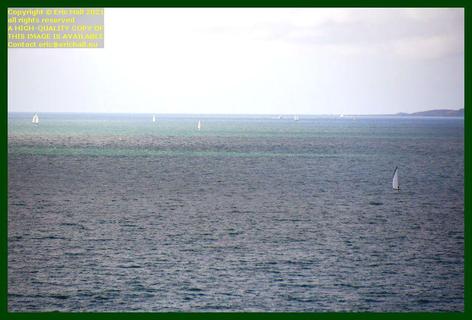 joly france yachts baie de Granville ile de chausey Manche Normandy France Eric Hall photo September 2021