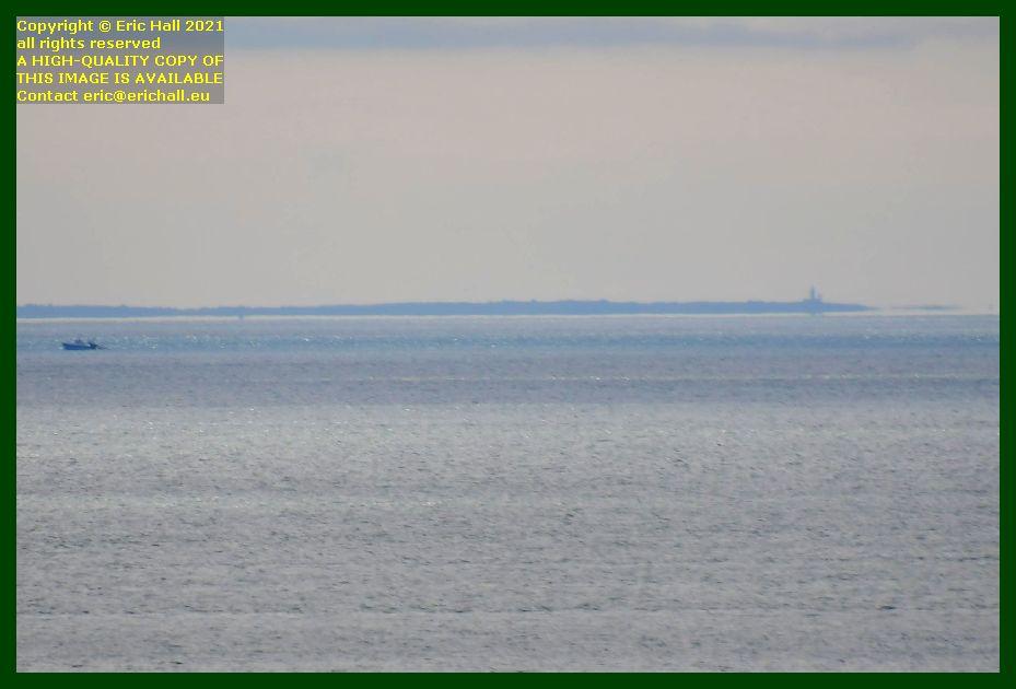trawler cap frehel brittany coast France Eric Hall photo September 2021