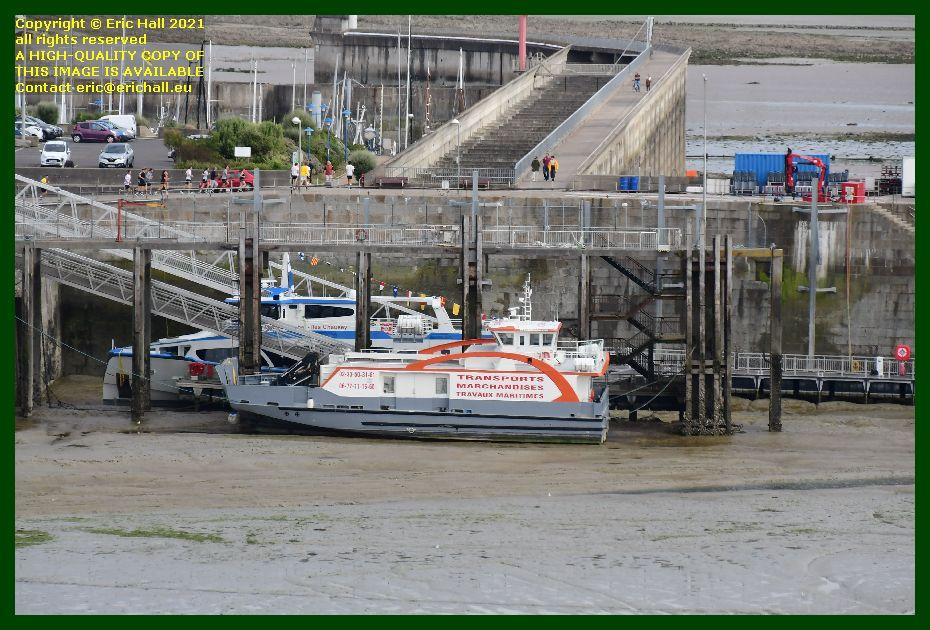 belle france chausiaise ferry terminal port de Granville harbour Manche Normandy France Eric Hall photo September 2021