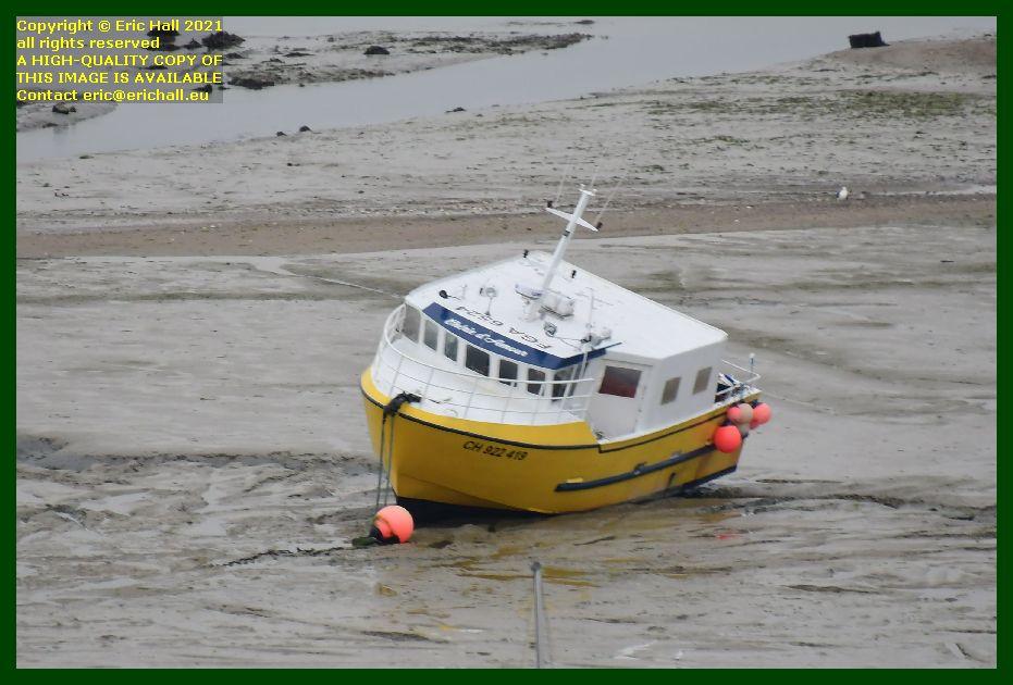 cherie d'amour port de Granville harbour Manche Normandy France Eric Hall photo September 2021
