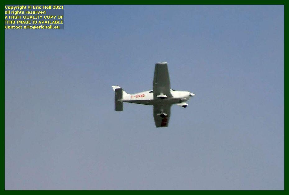 F-GKAO - Piper PA-28-181 Archer 2 pointe du roc Granville Manche Normandy France Eric Hall photo September 2021