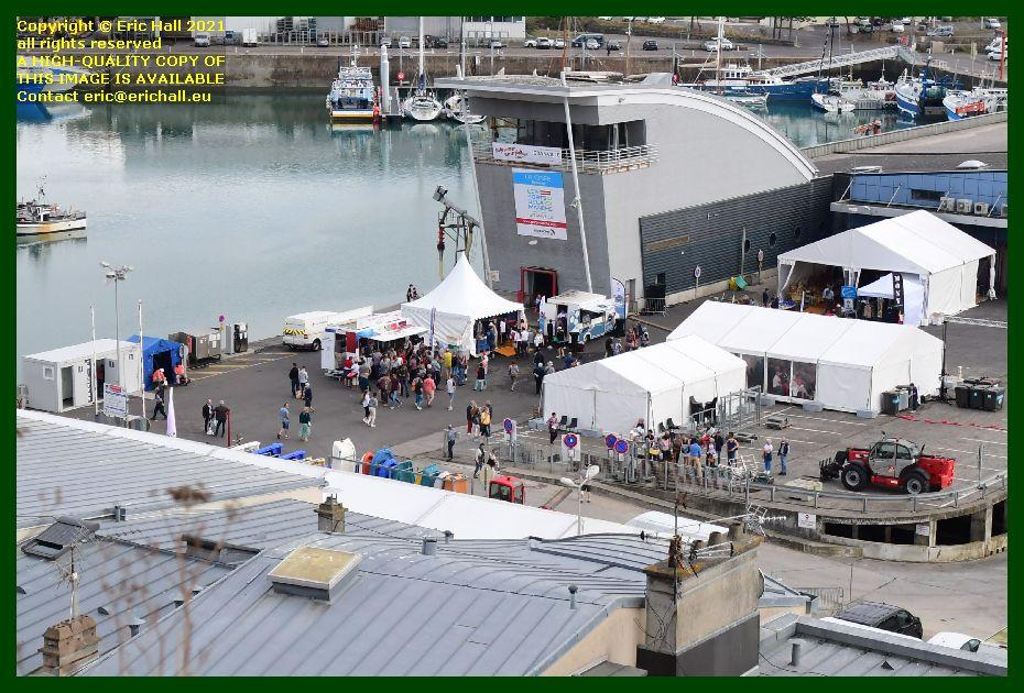 fête des coqilles st jacques port de Granville harbour Manche Normandy France Eric Hall photo September 2021