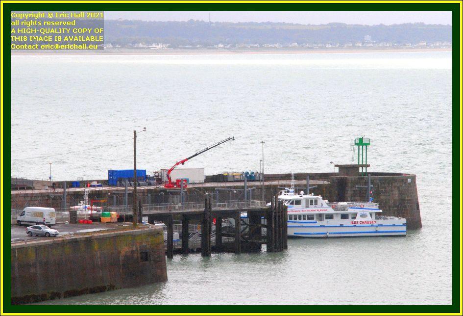 baie de mont st michel joly france port de Granville harbour Manche Normandy France Eric Hall photo October 2021