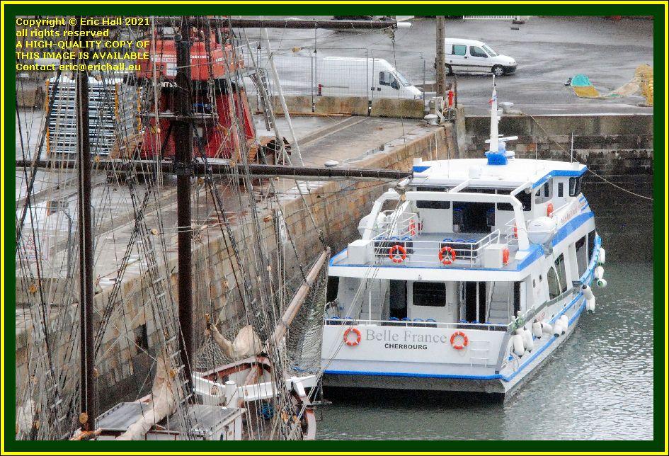 belle france port de Granville harbour Manche Normandy France Eric Hall photo October 2021
