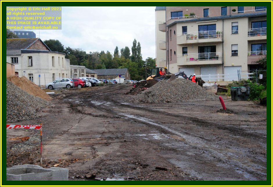 parc des docteurs lanos Granville Manche Normandy France Eric Hall photo October 2021