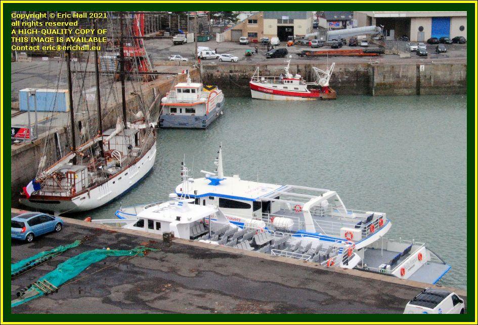 marité chausiaise joly france belle france port de Granville harbour Manche Normandy France Eric Hall photo October 2021