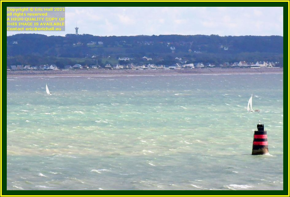 yachts le loup baie de mont st michel Granville Manche Normandy France Eric Hall photo October 2021