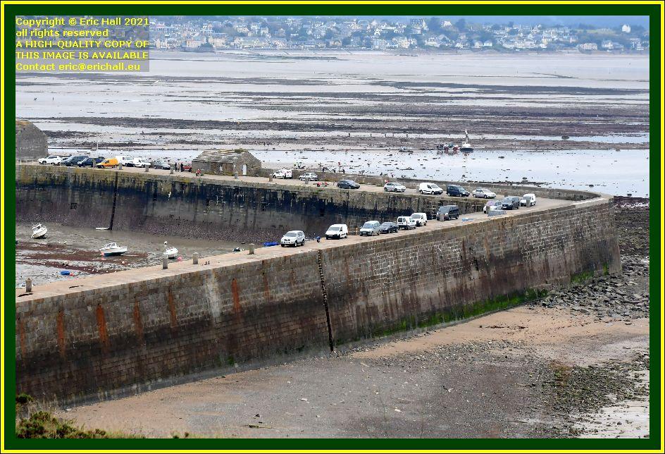 peche à pied baie de mont st michel Granville Manche Normandy France Eric Hall photo October 2021