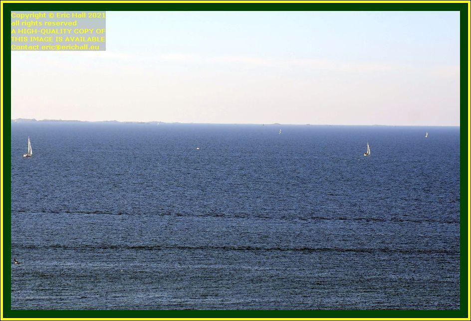 ile de chausey yachts baie de Granville Manche Normandy France Eric Hall photo October 2021